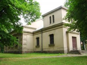 Skuodo Aleksandro Nevskio cerkvė