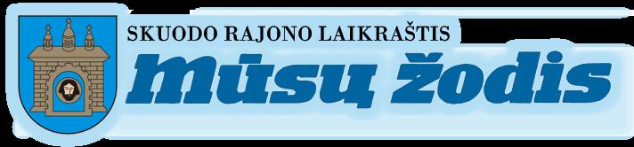 Mūsų žodis Logo
