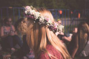 Gėlių vainikas