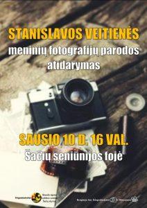 Stanislavos Veitienės meninės fotografijos paroda