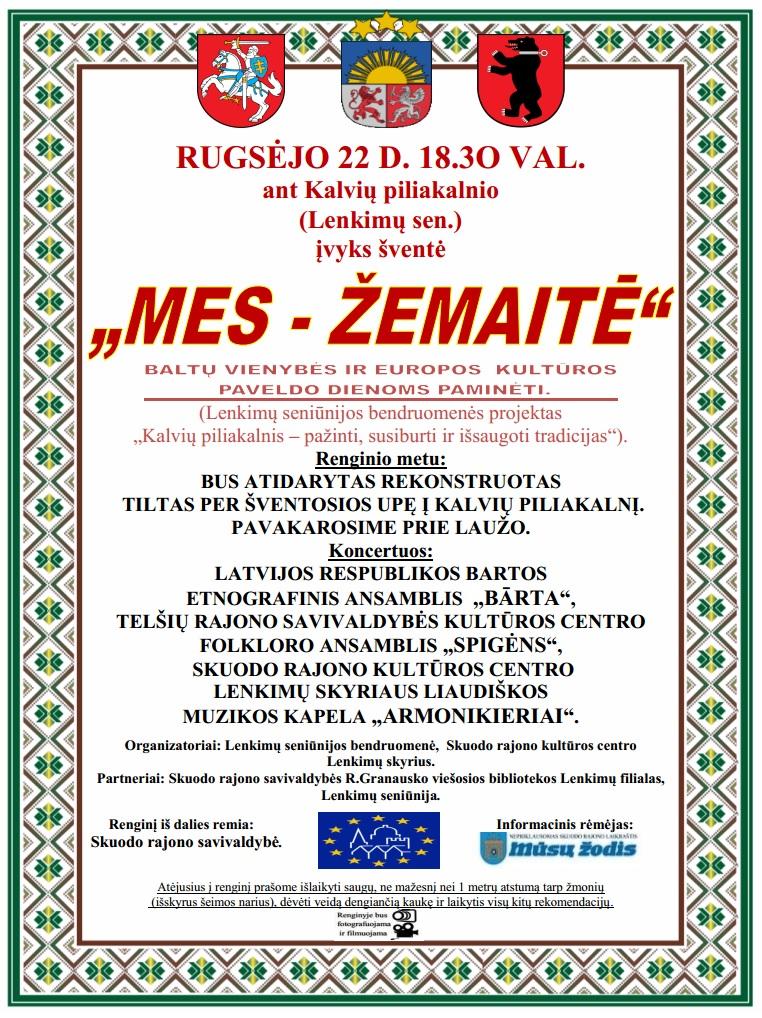 Baltų vienybės diena Lenkimuose