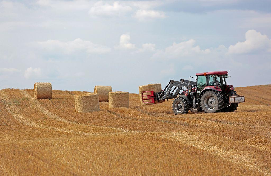 Bendradarbiaudami smulkūs ūkiai gali įsigyti modernios technikos ir įgyja teisę naudotis ja lygiomis dalimis. Ričardo PASILIAUSKO nuotrauka