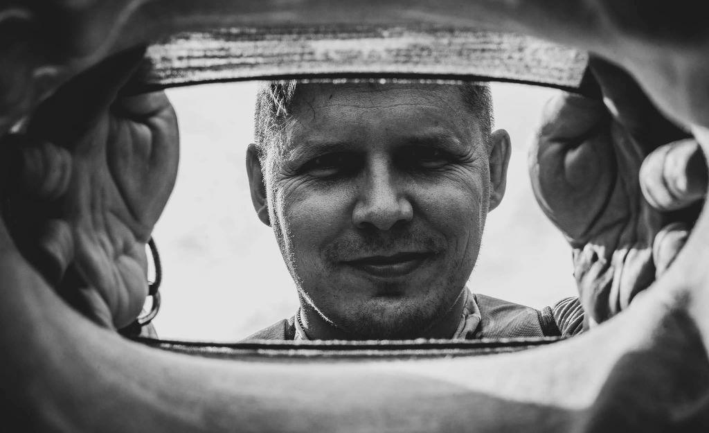 """Vytautas: """"Po kelionės mano psichologinė savijauta pasikeitė 180 laipsnių."""" Nuotr. iš asmeninio archyvo"""