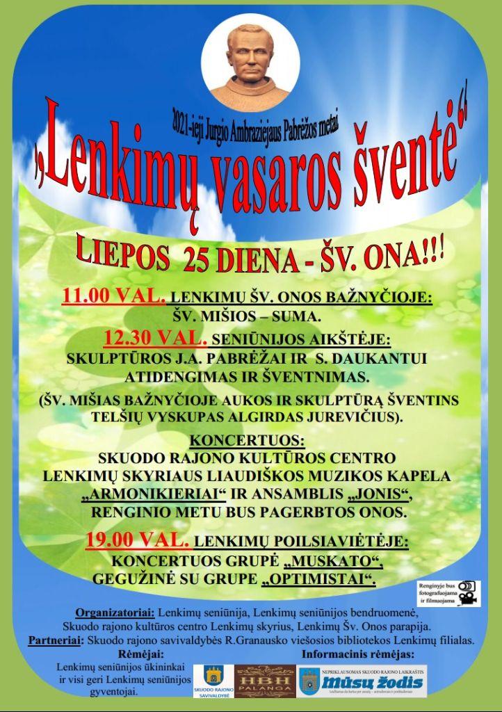 Lenkimų vasaros šventė