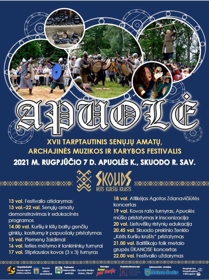 Tarptautinis senųjų amatų, archajinės muzikos ir karybos festivalis